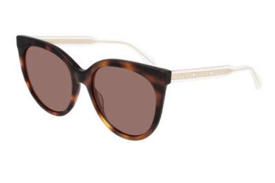 Gucci GG0565S 002 havana crystal brown 54 Donna