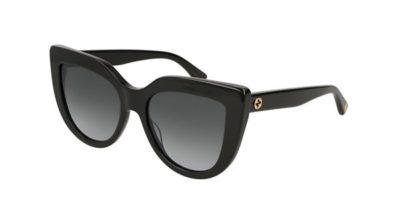 Gucci GG0164S 001-black 53 Donna