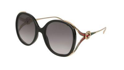 Gucci GG0226S 001-black 56 Donna