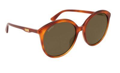 Gucci GG0257S 002-havana-havana-brown 59 Donna
