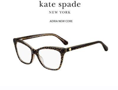 Kate Spade Adria FL4/16 CRYSTAL BRWN 52 Akinių rėmeliai Moterims