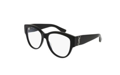 Yves Saint Laurent SL M5 black 55 Akinių rėmeliai Moterims