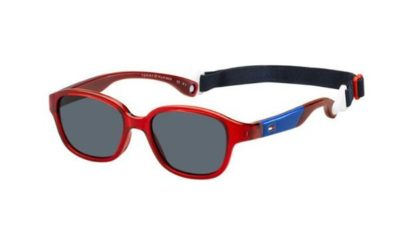 Tommy Hilfiger Th 1499/s C9A/IR RED 43 Vaikams