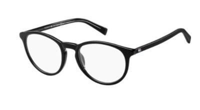 Tommy Hilfiger Th 1451 A5X/20 BLACK GREY 50 Akinių rėmeliai Unisex