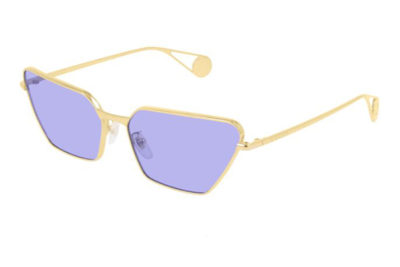 Gucci GG0538S 006 gold gold blue 63 Donna