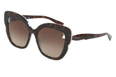Tiffany & Co. 4161 Saulės akiniai 81343B 56 Moterims