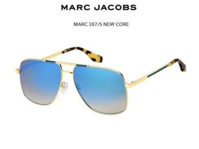 Marc Jacobs Marc 387/s C9B/KM HAVANA HONEY 60 Vyrams