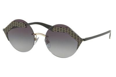 Bvlgari 6089 Saulės akiniai 20288G 55 Moterims