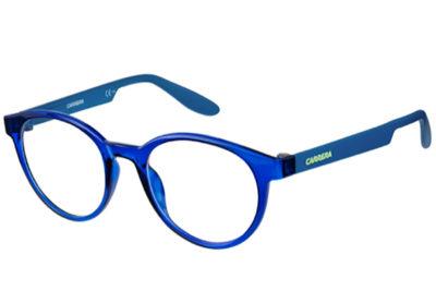 Carrera Carrerino 60 SYT/18 BLUE 44 Akinių rėmeliai vaikams