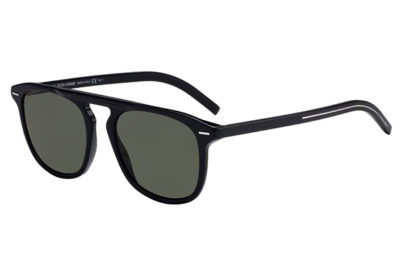 Christian Dior Blacktie249s 807/QT BLACK 52 Akiniai nuo saulės Vyrams