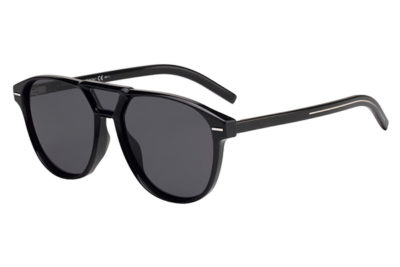 Christian Dior Blacktie263s 807/2K BLACK 56 Akiniai nuo saulės Vyrams
