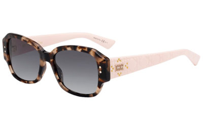Christian Dior Ladydiorstuds5 01K/9O HAVANA LTPNK 54 Donna