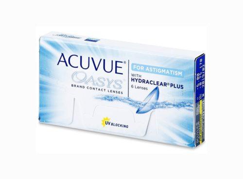 Acuvue Oasys for Astigmatism (6 lęšiai)