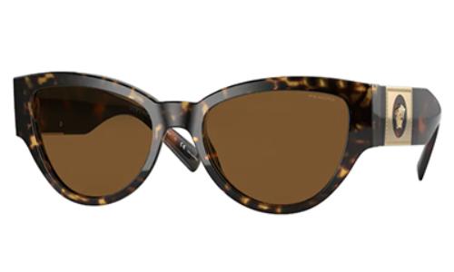 Versace 4398 SOLE 108/73 55 Akiniai nuo saulės Moterims