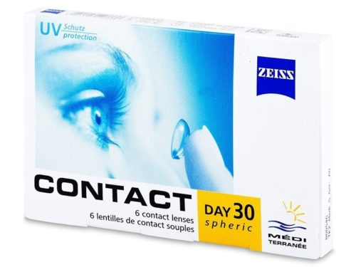 Carl Zeiss Contact Day 30 Spheric (3 lenti)