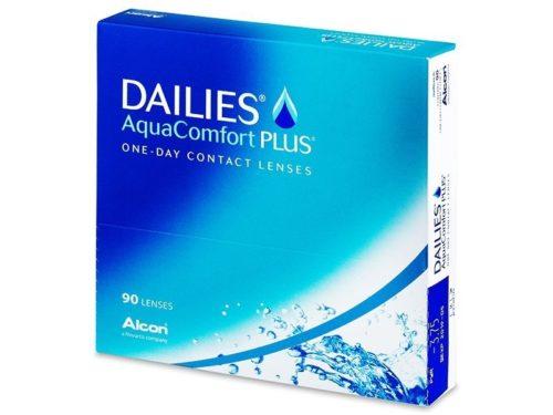 Dailies AquaComfort Plus (90 lenti)