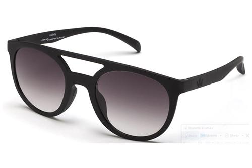 Adidas AOR003.009.009 black and black 50 Akiniai nuo saulės