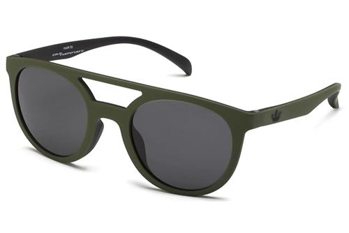 Adidas AOR003.030.009 army green and black 50 Akiniai nuo saulės