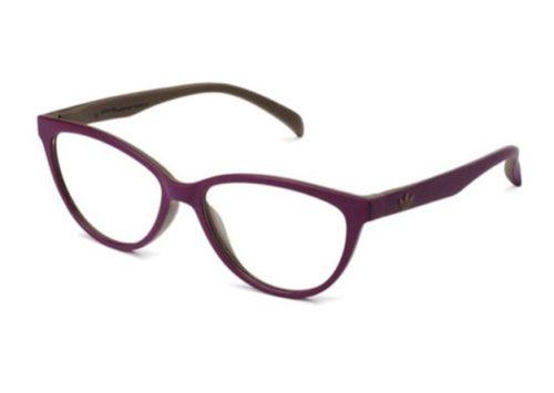 Adidas AOR007O.019.040 purple and dark brown 53 Akinių rėmeliai