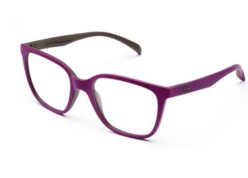 Adidas AOR010O.019.040 purple and dark brown 53 Akinių rėmeliai