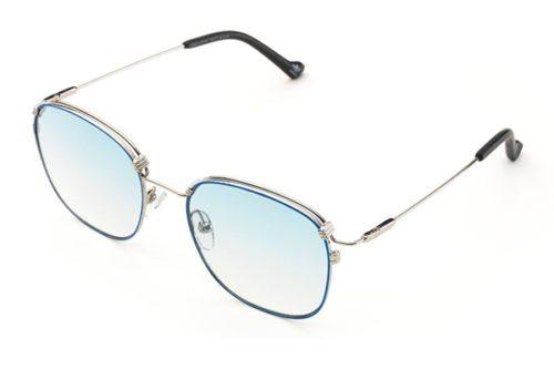 Adidas AOM014.075.022 silver&blue 52 Akiniai nuo saulės