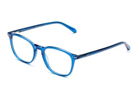 Italia Independent 5861.020.GLS marine blue 49 Akinių rėmeliai