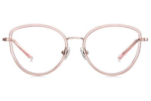 Optical BJ6066B30 transparent pink 51 Akinių rėmeliai Vyrams