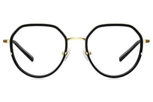 Optical BJ6067B10 gold/black 50 Akinių rėmeliai Vyrams