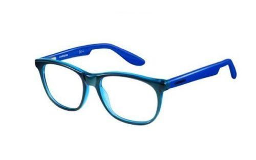 Carrera Carrerino 51 HNH/15 GREYAZU BLUE 49 Akinių rėmeliai Unisex