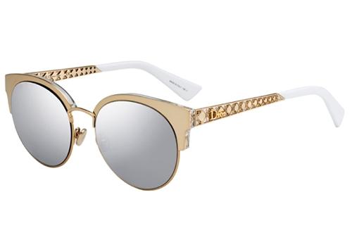 Christian Dior Dioramamini J5G/DC GOLD 50 Akiniai nuo saulės Moterims