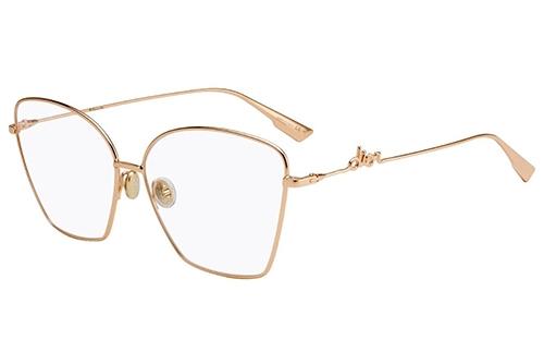 Christian Dior Diorsignatureo1 DDB/14 GOLD COPPER 61 Akinių rėmeliai Moterims