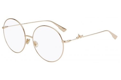 Christian Dior Diorsignatureo2 DDB/17 GOLD COPPER 60 Akinių rėmeliai Moterims