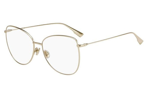 Christian Dior Stellaireo16 J5G/16 GOLD 59 Akinių rėmeliai Moterims