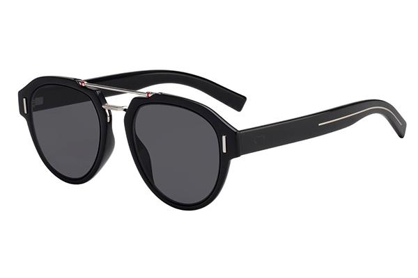 Christian Dior Diorfraction5 807/2K BLACK 50 Akiniai nuo saulės Vyrams