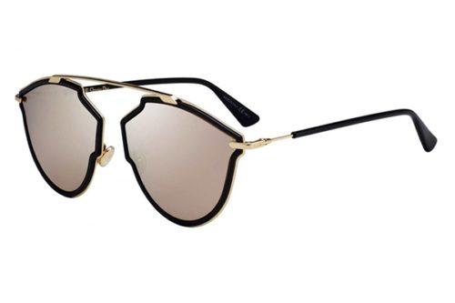 Christian Dior Diorsorealrise 2M2/SQ BLACK GOLD 58 Akiniai nuo saulės Moterims