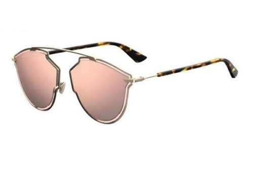 Christian Dior Diorsorealrise S45/0J PINK GOLD 58 Akiniai nuo saulės Moterims