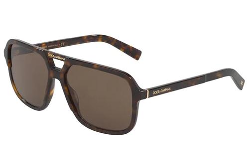 Dolce & Gabbana 4354 502/73 58 Akiniai nuo saulės Vyrams