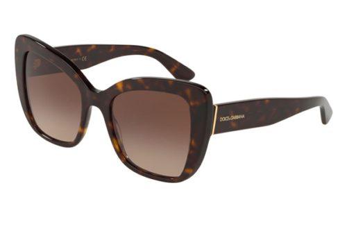 Dolce & Gabbana 4348 502/13 54 Akiniai nuo saulės Moterims