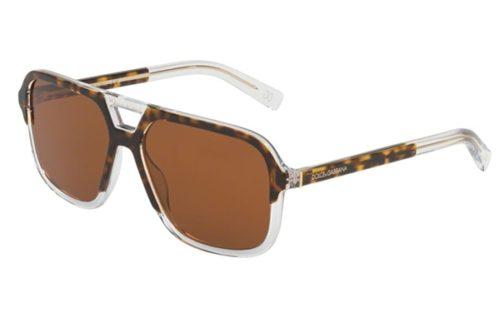 Dolce & Gabbana 4354 757/73 58 Akiniai nuo saulės Vyrams