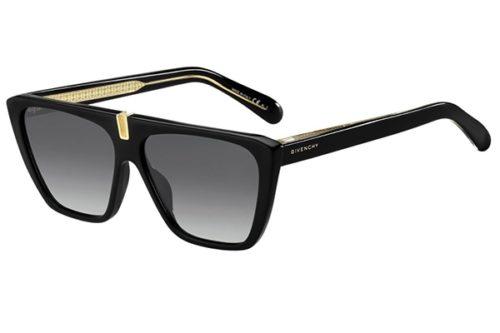 Givenchy Gv 7109/s 807/9O BLACK 58 Akiniai nuo saulės Moterims