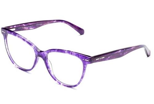 Italia Independent 5863.094.GLS havana violet 53 Akinių rėmeliai Moterims
