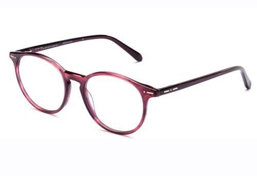 Italia Independent 5867016002 pink and horn 50 Akinių rėmeliai Unisex