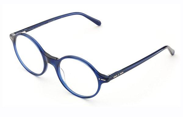 Italia Independent 5869021000 dark blue 49 Akinių rėmeliai Unisex