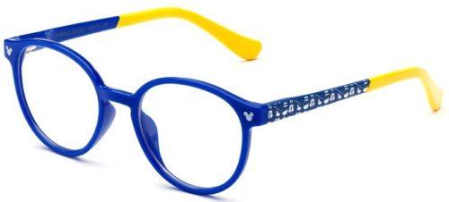 Italia Independent DYB004O.022.061 blue & yellow 42 Akinių rėmeliai