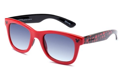 Italia Independent 0090 DISNEY.053.GLS red glossy 50 Akiniai nuo saulės