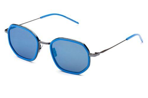 Italia Independent 311021022 blue 51 Akiniai nuo saulės Unisex