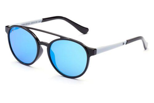 Italia Independent DYB001.009.024 black & light blue 45 Akiniai nuo saulės Vaikams