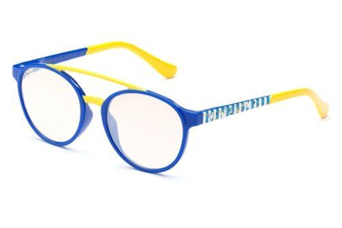 Italia Independent DYB001.022.061 bue & yellow 45 Akiniai nuo saulės Vaikams