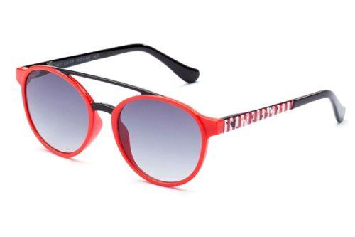 Italia Independent DYB001.053.009 red & black 45 Akiniai nuo saulės