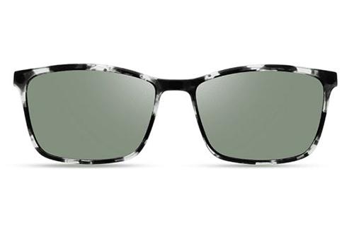 MODO BLAKE clip on grey   green 56 Akinių rėmeliai Unisex